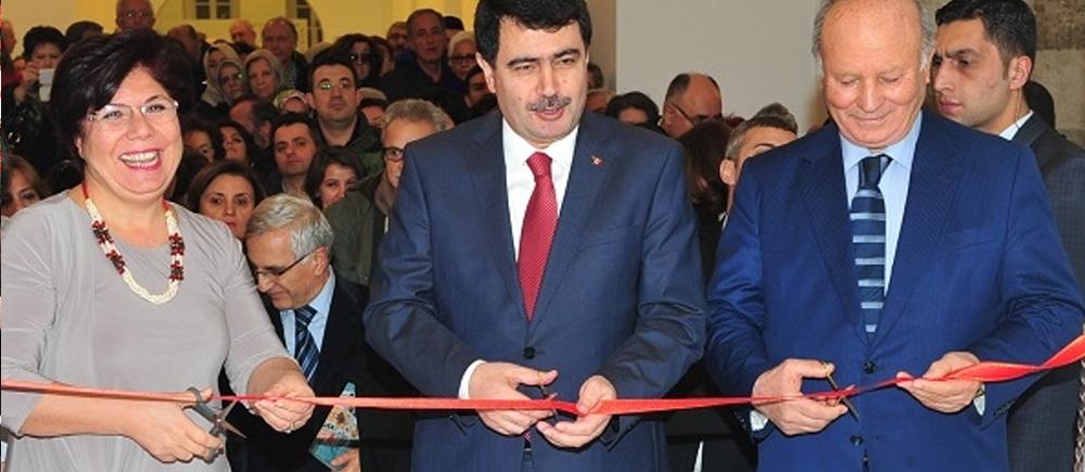 Anadolu'dan 'İz'ler 2 Sergimiz açıldı