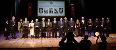 Türk Dili Şeref Ödülü Sahiplerini Buldu