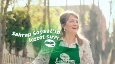 Pınar Labne Reklamı