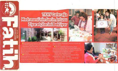 TKHV Caferağa Medresesi