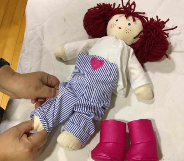 Dikiş işi dersleri: oyuncak tığ işi