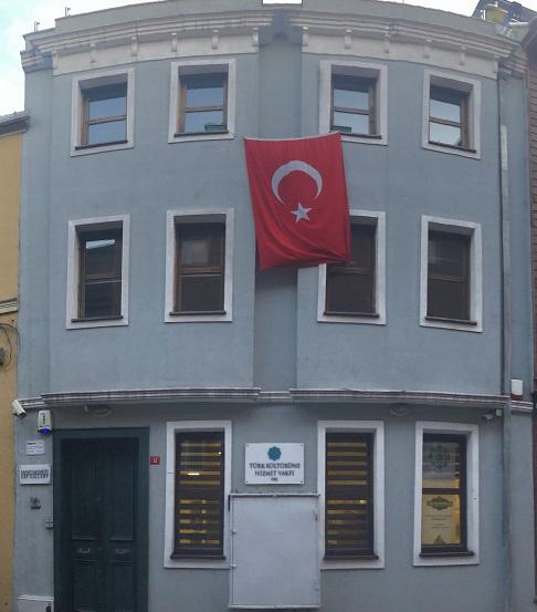 Türk Kültürüne Hizmet Vakfı Sanat Atölyeleri Çalışma Programı