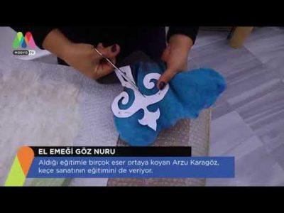 """TÜRK SANATLARI """"KEÇE"""""""