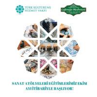 2021 Atölye Çalışmaları Programı